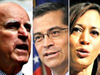 Brown, Becerra, Harris