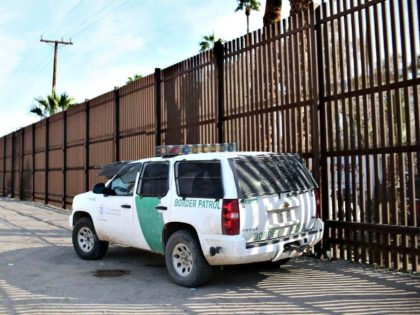 Calexico wall