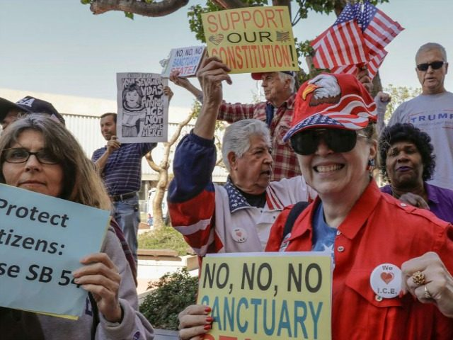 Huntington Beach Votes To Sue Over Sanctuary State Status
