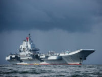 China's sole aircraft carrier, the Liaoning, arrives in Hong Kong waters on July 7, 2017, less than a week after a high-profile visit by Chinese President Xi Jinping. China's sole operational aircraft carrier arrived in Hong Kong for the first time in a display of military might less than a …