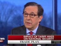 Chris Wallace battles Peter Navarro