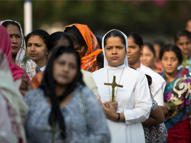 Mob of Hindu Radicals Beat Nuns, Destroy Catholic School in