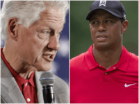 Report: Tiger Woods Was Rude to Bill Clinton During 1997 Round of Golf
