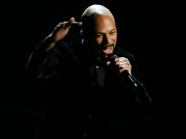 Musician Common performs onstage during the 90th Annual Academy Awards at the Dolby Theatre at Hollywood & Highland Center on March 4, 2018 in Hollywood, California. (Photo by Kevin Winter/Getty Images)