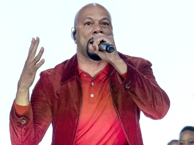 "Common and Andra Day perform ""Stand Up For Something"" during the ""March for Our Lives"" rally in support of gun control in Washington, Saturday, March 24, 2018. (AP Photo/Andrew Harnik)"