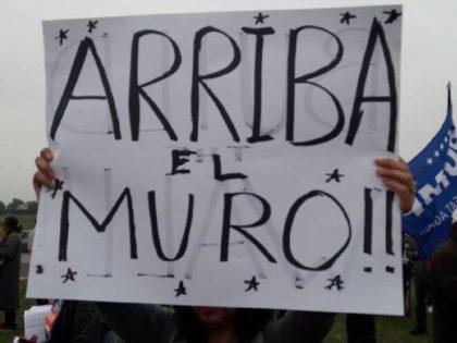 Arriba el Muro - pro-Trump protest at border (Brandon Saario)