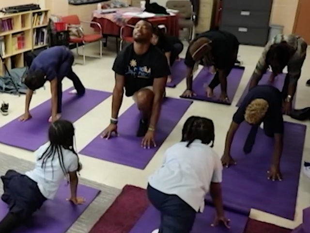 Doull Elementary School in Denver, Colorado, has decided to replace punishment with yoga instruction.