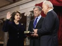 Dianne Feinstein and Joe Biden (Chip Somodevilla / Getty)
