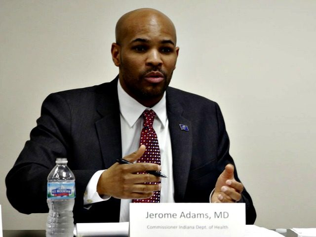 Dr. Jerome Adams