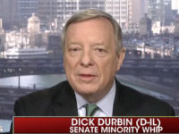 Durbin: Trump Is 'Engaged in Desperate and Reckless Conduct to Intimidate' Law Enforcement