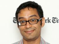 New York Times tech columnist Farhad Manjoo