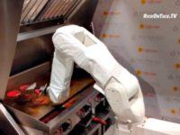 Flippy the Robot Burger Flipper