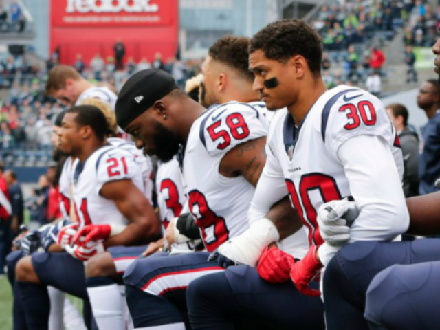 Texans deny report of boycotting players who protested anthem