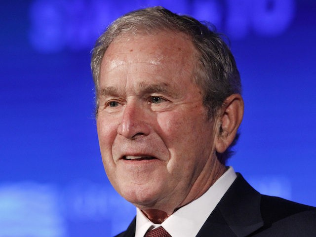 George W. Bush Renews Amnesty Push for Illegal Immigrants