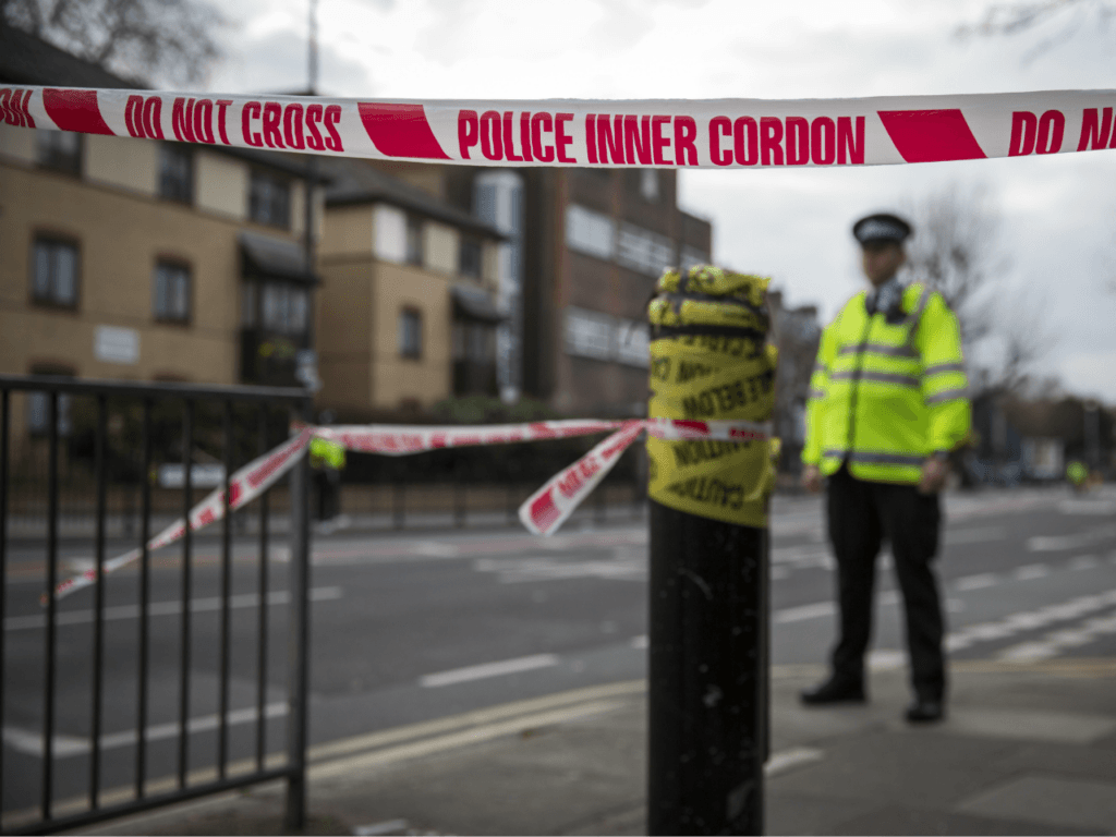 Schoolboys Arrested for Attempted Murder After Frenzied London Stabbing
