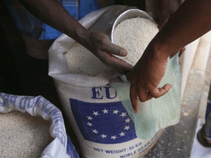 european union foreign aid