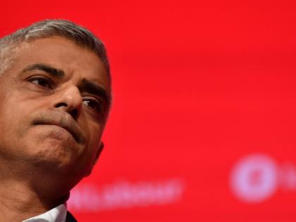 WATCH: Mayor Khan Mocks Marking Brexit Day in London, Rather 'Celebrate UKIP Abolished'