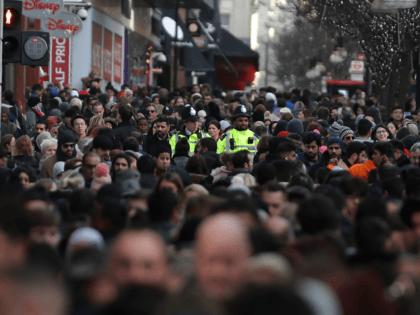 UK London Police Shops Crime