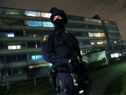 Coronavirus: Stockholm Police Prepare for Civil Unrest at Overstretched Hospitals