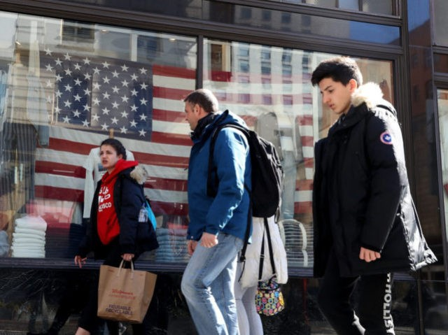 US Consumer Confidence Index Unexpectedly Pulls Back In March