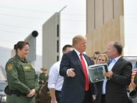 Omnibus Bill Includes Specific Clause Barring Funding for Donald Trump 'Wall'