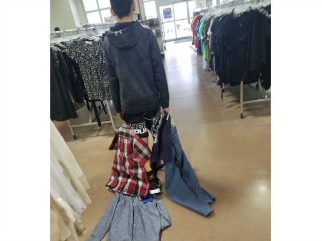 Goodwill Shopping