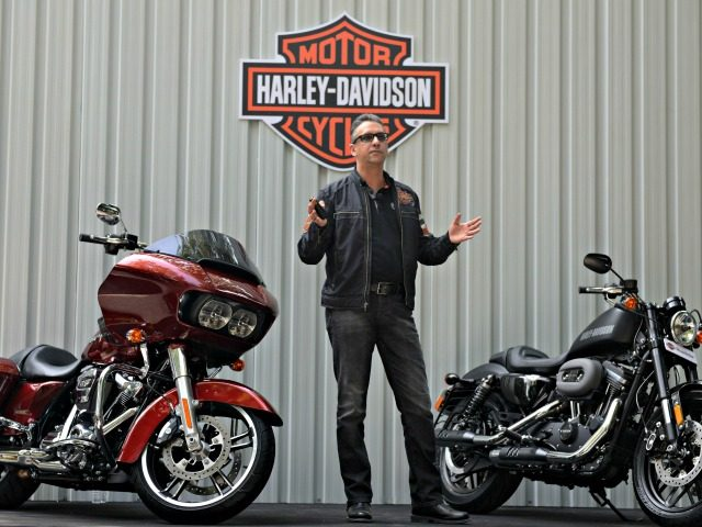 Active Volume Stock: Harley-Davidson, Inc. (HOG)