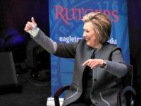 Hillary Clinton Rutgers