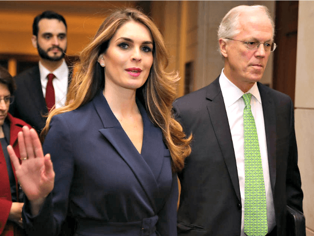 Hope Hicks Interview