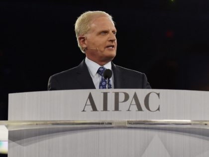 Howard Kohr AIPAC (Molly Riley / AFP / Getty)
