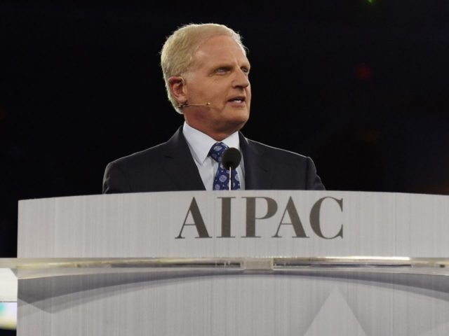 Howard Kohr AIPAC (Molly Riley / AFP / Getty)