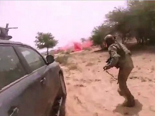 IS Releases Video of Deadly Ambush in Niger