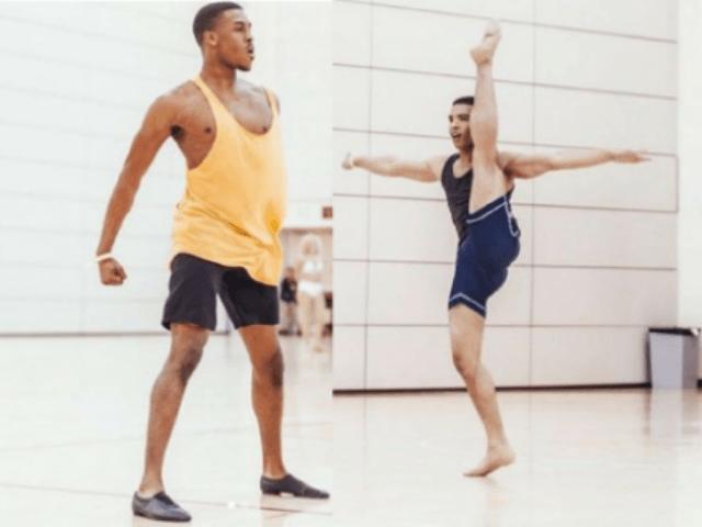 Instagram Male Cheerleaders