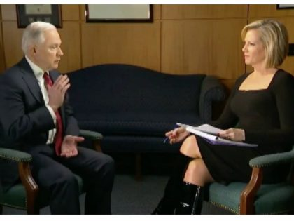 Jeff Sessions, Shannon Bream