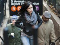 Krysten Ritter in Jessica Jones (2015, Netflix)
