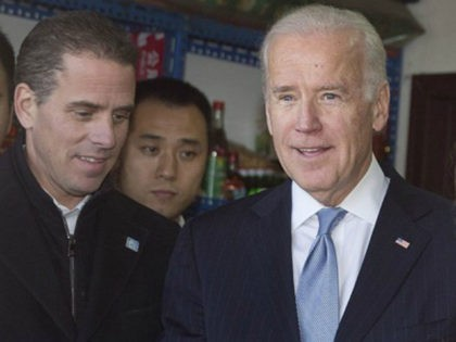 Exclusive – Steve Hilton: Joe Biden 'Has Taken Billions of Dollars in Bribes from the Chinese Government'