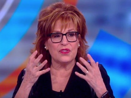 Behar: America in Precarious Position Because People Support Trump's 'Racist Rhetoric'