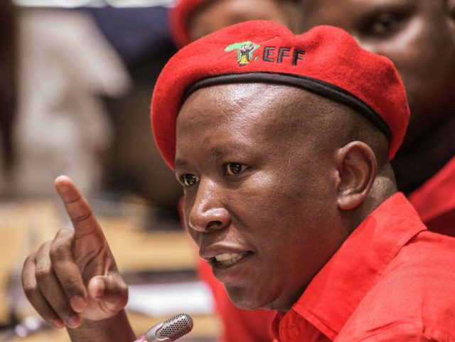 South Africa's Julius Malema: Trump's Right, We're Coming for White Farmers