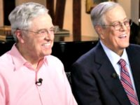 Billionaire Koch Execs to GOP Leadership: 'Seize' Spending Bill to Give DACA Illegal Aliens Amnesty