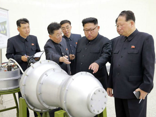 North Korea secretly developing nuclear weapons programme: United States  report