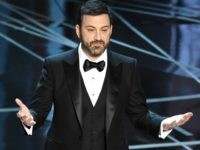 Host Jimmy Kimmel speaks onstage during the 89th Annual Academy Awards at Hollywood & Highland Center on February 26, 2017 in Hollywood, California. (Photo by Kevin Winter/Getty Images)