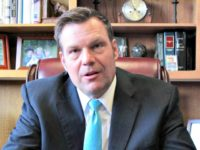 Kansas: Populist Conservative Kris Kobach Leads in Gubernatorial Race