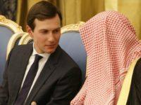 Kushner Saudi Arabia AP