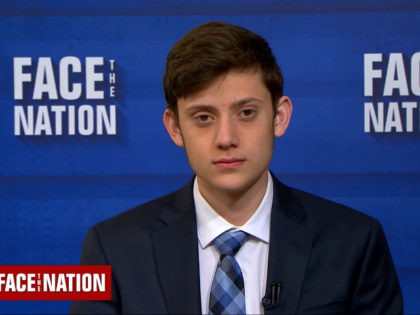 Parkland school shooting survivor Kyle Kashuv