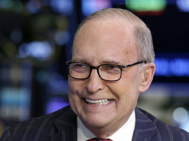 Kudlow Agrees With Trump's Trade Pressure on China