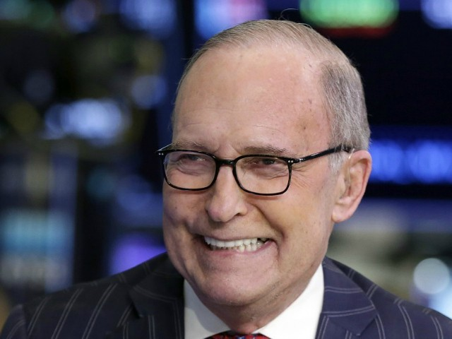 Kudlow: 'There's No Recession on the Horizon' | Breitbart
