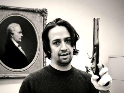 'Hamilton' Creator Lin-Manuel Miranda Releases Song to Benefit Gun Control Campaign
