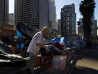 Los Angeles homeless (Jae C. Hong / Associated Press)