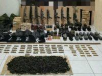 Los Zetas guns