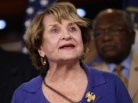 House Rules Committee top Democrat Rep. Louise Slaughter talks to reporters at the US Capitol in July 2014 in Washington, DC. (Photo by Chip Somodevilla/Getty Images)